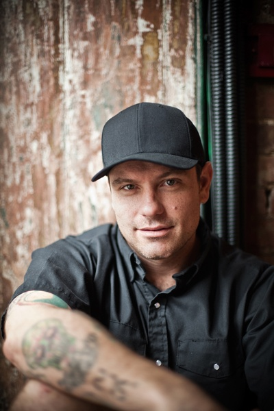 Chef, restaurateur and TV personality Chuck Hughes on his early inspiration, Food Network fame and how he stays humble - Montreal Mirror