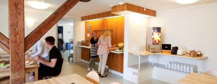 Danhostel Frederikshavn City byder på hygge i rolige omgivelser