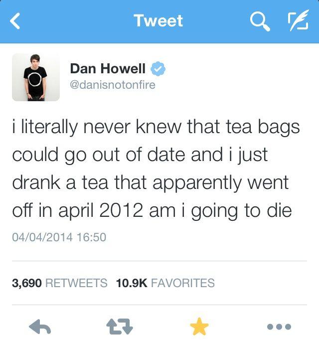 Meet Dan Howell everybody.