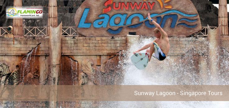 Book Sunway Lagoon Singapore Tours with our Singapore Tour Packages at Flamingo Transworld.
