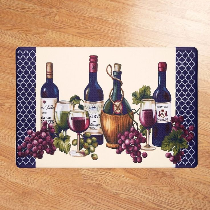 Anti-fatigue Kitchen Mat Decor Comfort and Relief for Tired Feet 18 x 30 Inches #KitchenMat #AntiFatigue #Comfort #Comfy #Decorative #AntiFatigueMat #Home #Kitchen #DiningRoom #FootRest