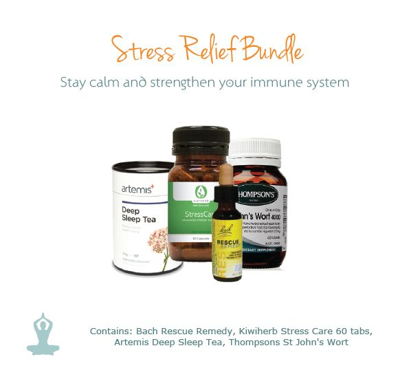 When the festive season gets too much this Stress Relief Bundle will come in handy!