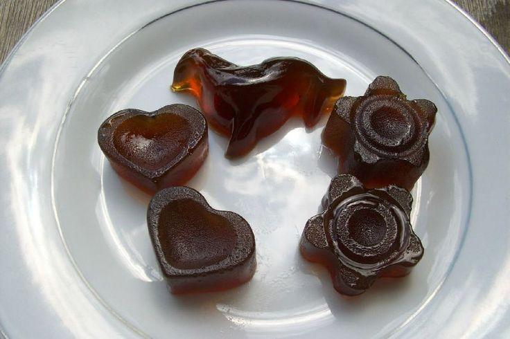Bonbons gélatineux