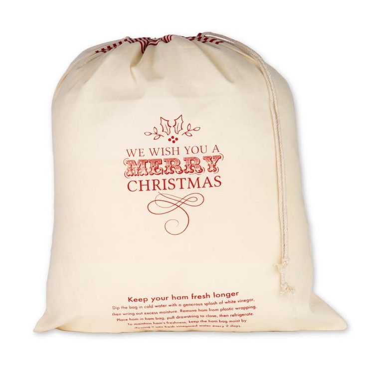 Ladelle - 'Tis The Season Ham Bag