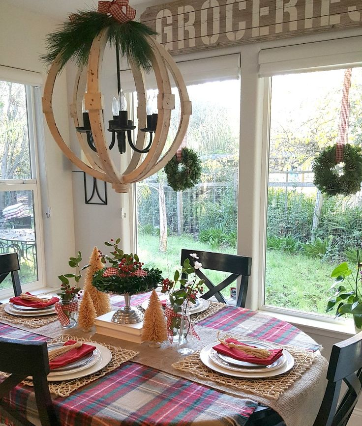 Take inspiration from different design elements all around you interior decor and fashion to create an inspired christmas decor theme of your own