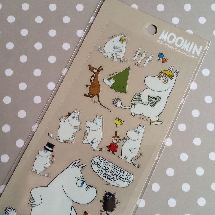 Srickers Moomin 2 - Lilie dans les étoiles - Web Shop so cute