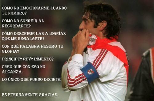 Francescoli - River Plate - La Página Millonaria