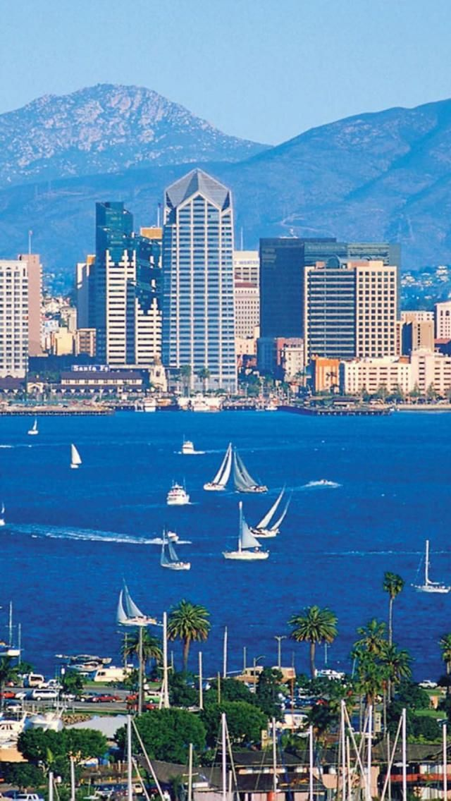 Coastal, San Diego, California, United States,  I can't believe I actually lived there and LEFT!  What was I thinking?