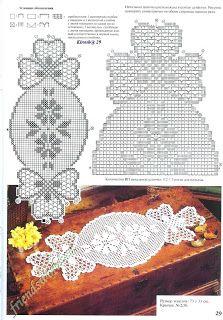 Decke häkeln weiß ... so süß... sieht aus wie ein Bonbon ;O) - crochet doily