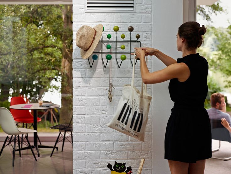 £214 Green Eames Hang It All by Vitra