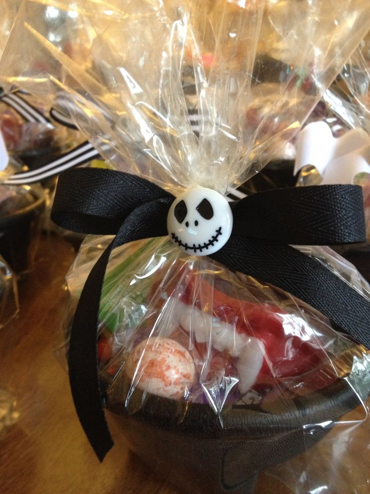 41 best Nightmare Before Christmas Birthday Party Ideas images on ...