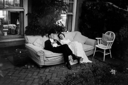 Thurston Hopkins - End of a Coming Out Party, Highgate, London | From a unique collection of photography at http://www.1stdibs.com/art/photography/
