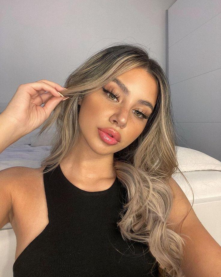 Merveyano On Instagram Blonde Szn Blonde Hair Girl Latina Hair Light Hair