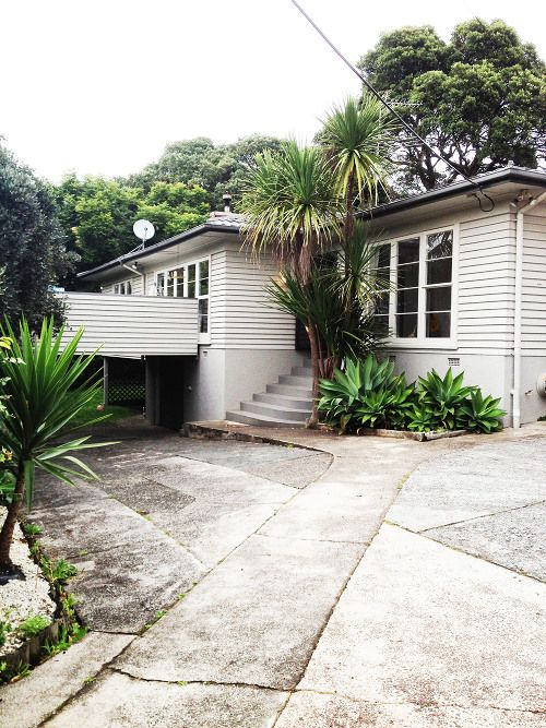 Typical kiwi bungalow