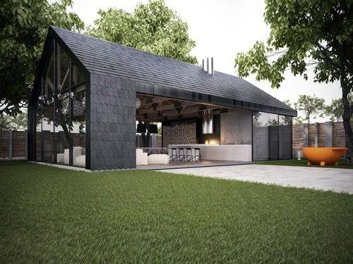 #contemporary #barn #architecture
