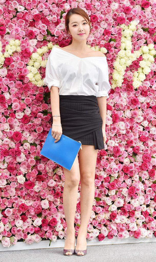 韓国・ソウルのロッテ百貨店(Lotte Department Store)本店 롯데백화점 명동본점 で行われた、コスメブランド主催のイベントに臨む、女優のソ・イヒョン(2015年6月5日撮影)。(c)STARNEWS ▼10Jun2015AFP|「f(x)」のビクトリアら、ソウルで開催のイベントに出席 http://www.afpbb.com/articles/-/3051337