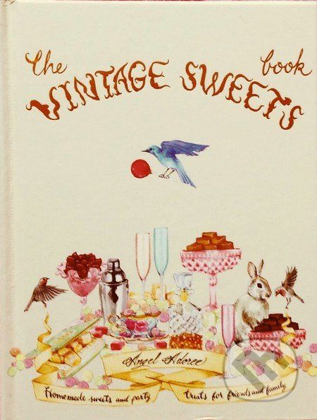 The Vintage Sweets Book (Angel Adoree) - Knihy | Martinus.cz