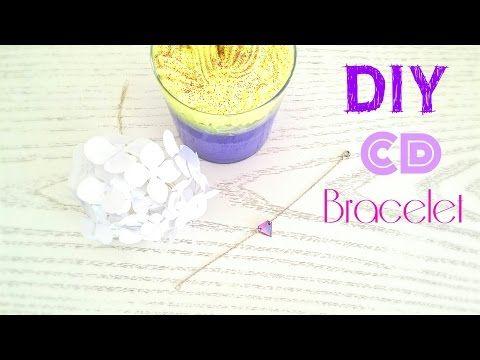 DIY Bracelet   Cute Diamond - YouTube