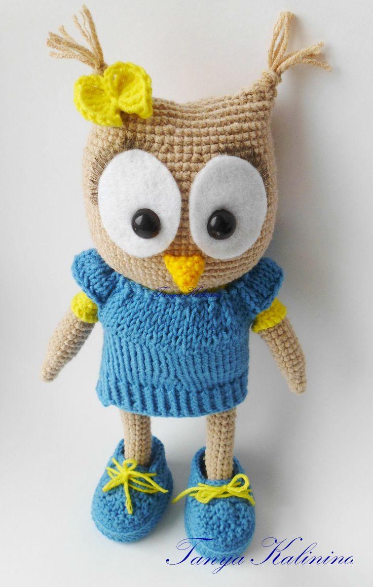 Совунья в кедах😍 #kalinina_toys #игрушкиручнойработы #игрушкипермь #игрушкидлямалышей #игрушки #вяжуназаказ #вязаннаяигрушка #совакрючком #совушка #совунья #toys #amigurumi #owl  #crochet