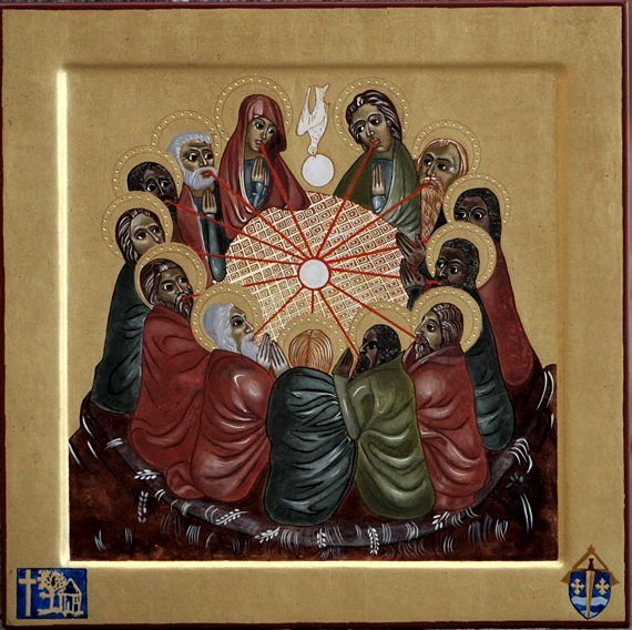 pentecost icon orthodox
