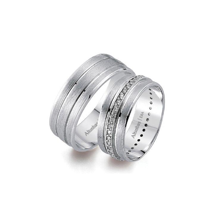 Altın I&U İkili Alyans  #alyans #altınbaş #evlilik #weddingring