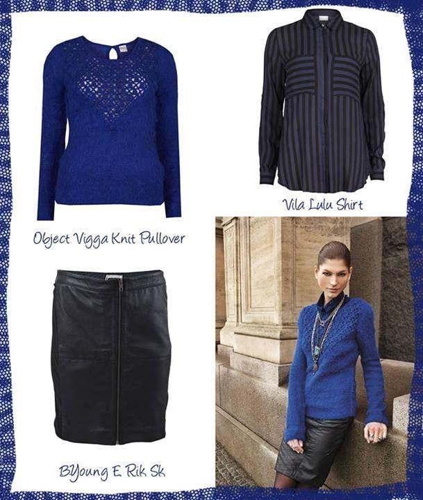 Sweter Object Vigga Knit Pullover - http://www.dunka.eu/product-pol-18672-Sweter-Object-Vigga-Knit-Pullover-23014335.html