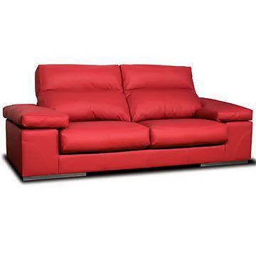 Sofassinfin.es Sofá moderno de 3 y 2 plazas modelo Tessa fabricado por Losbu.