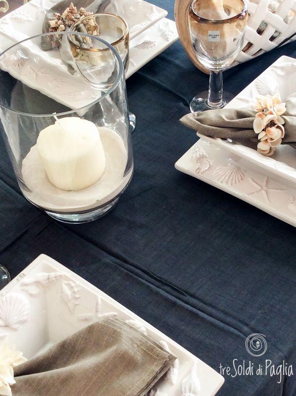 Accessori per la tavola stile marinaro! | Tre soldi di paglia