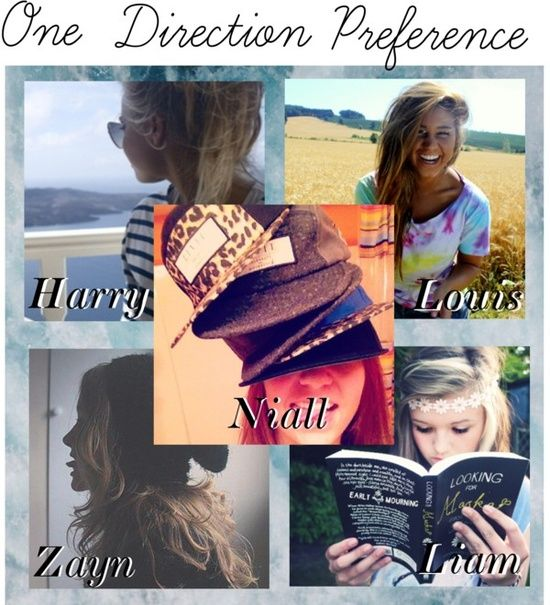 """""""One Direction Preference liams is like me I always have my nose in a book or the laptop"""