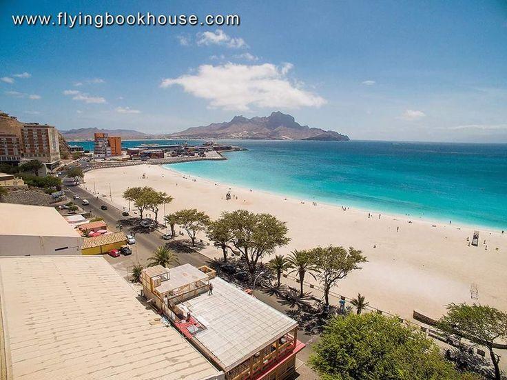 Praia da Laginha, Ilha de São Vicente, Cabo Verde