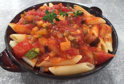 Ριγκατόνι με σάλτσα λαχανικών-featured_image