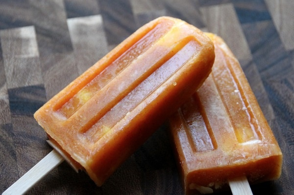 "Spicy Mango ""paletas"" 
