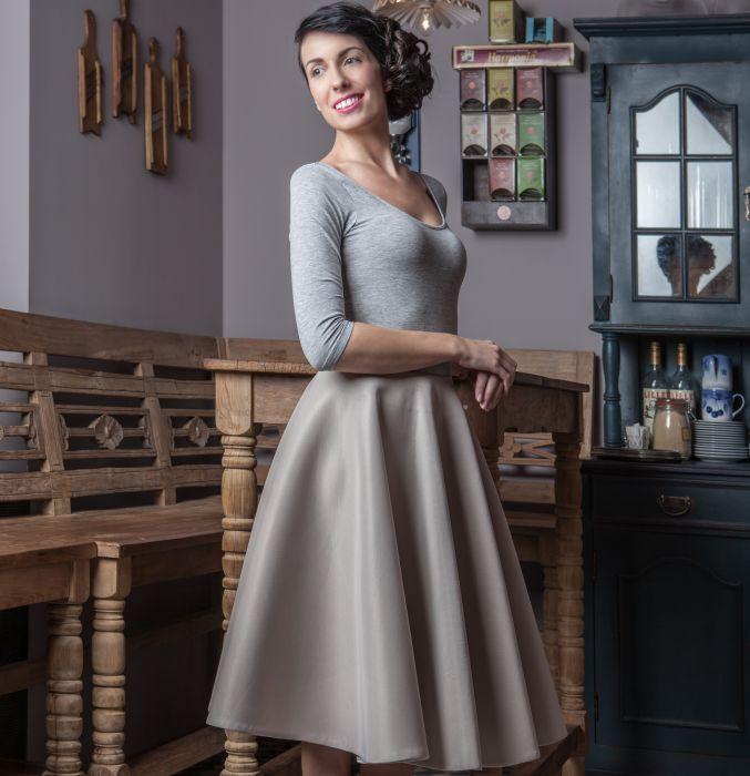 Kolová sukně Scuba diva round skirt