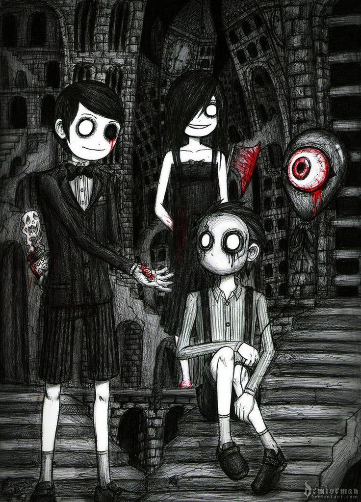 Nightmarium: New Friends by DemiseMAN