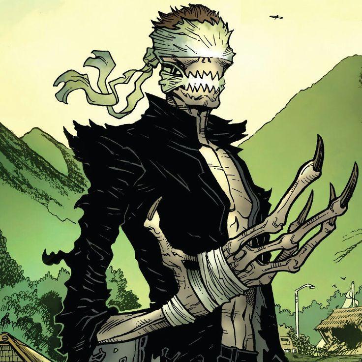 Jacob Eichorn (Earth-616)