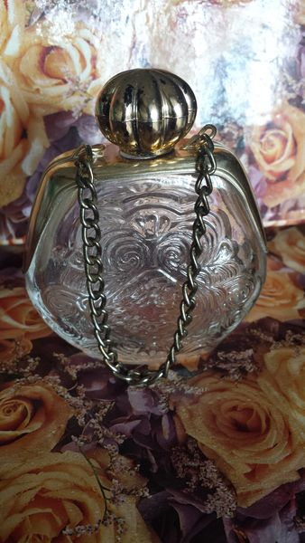 Vintage Avon Purse Perfume Bottle
