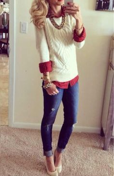 Best 25+ Christmas outfits ideas on Pinterest