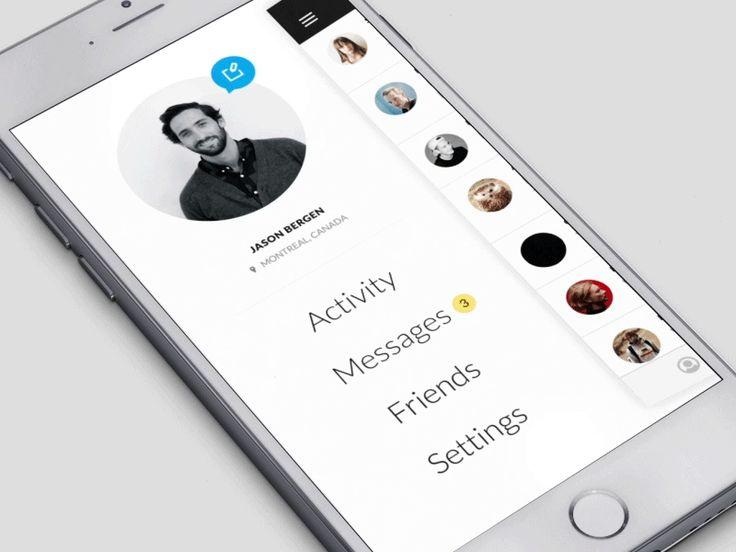 Ink UI Kit - 120  iOS Screens for Photoshop