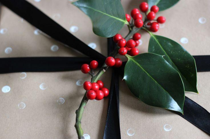 beautiful christmas wrapping