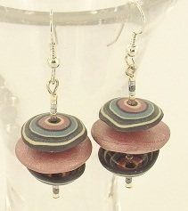 Quick and Easy: Modern Polymer Clay Earrings - Jewelry Making Daily - Blogs - Jewelry Making Daily