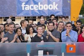 Banyak investor pra-IPO dan pemegang saham awal yang meraup untung dari aksi go public Facebook. Anggota direksi, investor besar, perusahaan investasi bahkan anggota keluarga (makin) kaya raya berkat IPO Facebook yang dilaksanakan Jumat lalu.    Chairman dan CEO Facebook, Mark Zuckerberg meraup keuntungan terbesar yakni US$ 18,7 miliar. Dengan ini, Zuckerberg menjadi miliarder termuda kedua yang pernah ada di dunia.