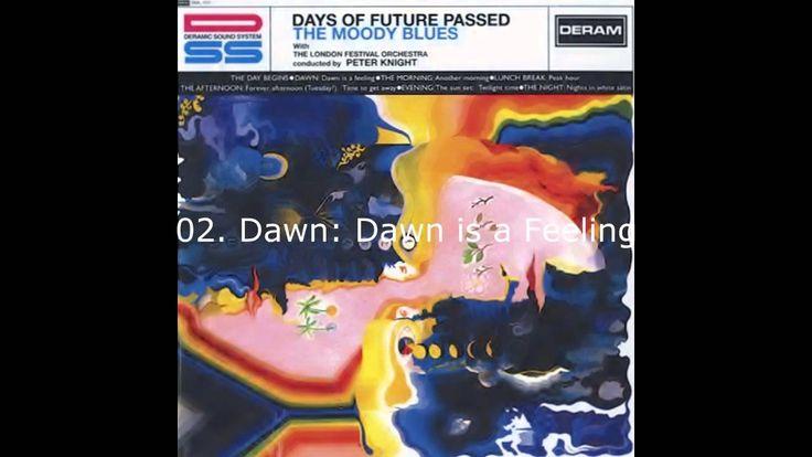 Days Of Future Past - The Moody Blues - Full Album Remaster