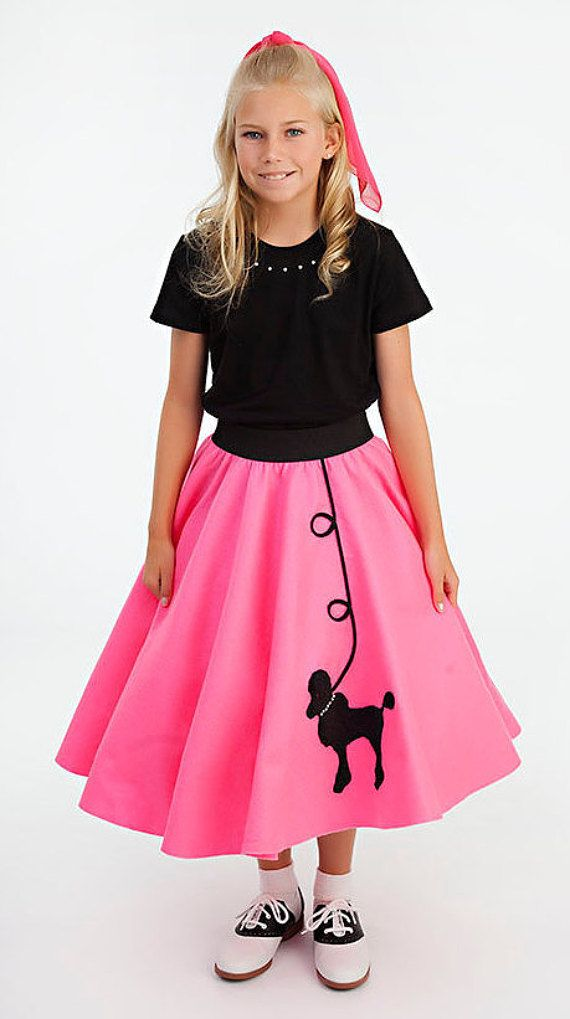 86 Best Kids Stuff Images On Pinterest Poodle Skirts 50s Costume And Costume Ideas