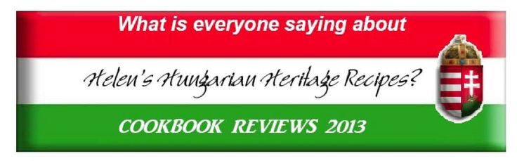 Each and everyone of our cookbook reviews are over the top with praise.