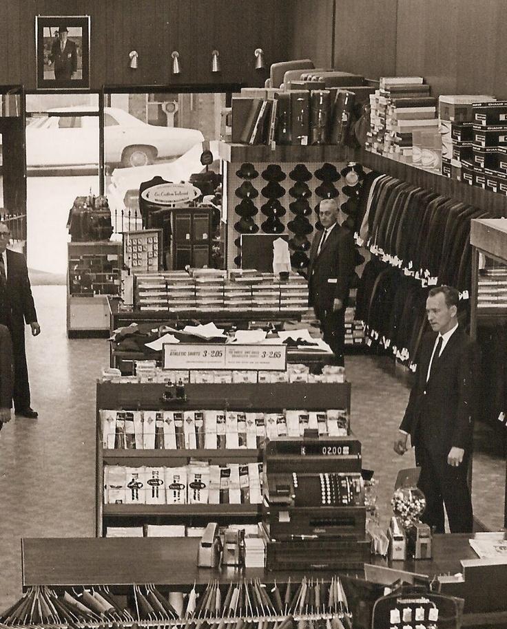 Men S Clothing Store