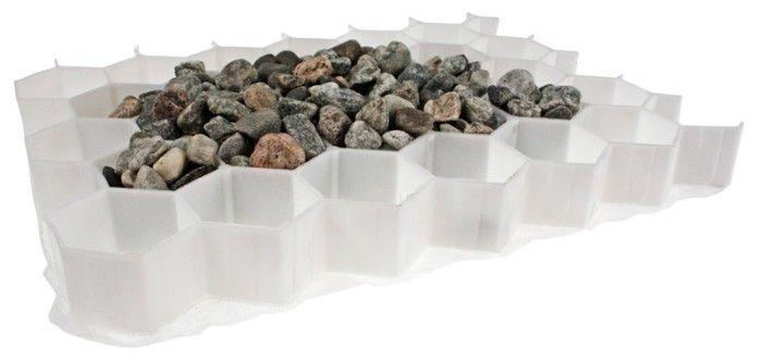 Grusmatter fra EccoGravel – John Myrvang AS : Velkommen til John Myrvang AS -Uten sand og stein - Intet Bygg
