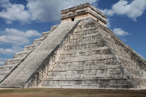 A great view of Chichen Itza I took a few weeks ago!