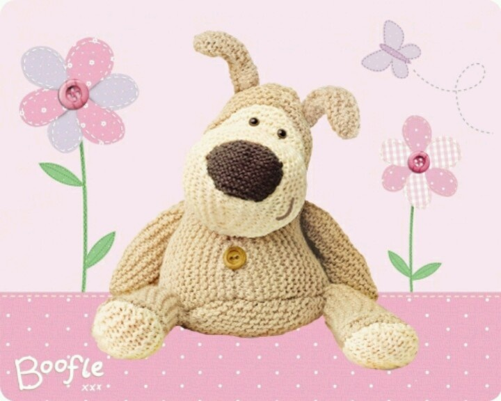 Boofle Bear So Cute Knitting Boofle Bear Toys Tatty border=