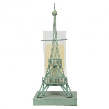 Metrostyle Eiffel Tower Candle Holder 37cm H Home Love
