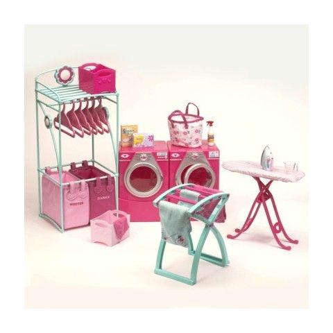 Our Generation 174 Contemporary Laundry Playset Dolls